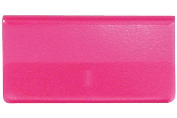 BIELLA Klarsichthülsen 273602.40 rosa, Beutel à 25 Stk.