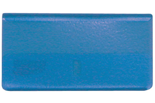BIELLA Klarsichthülsen 27360205U blau, Beutel...