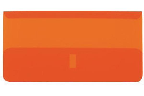 BIELLA Klarsichthülsen 27360235U orange, Beutel à 25 Stück