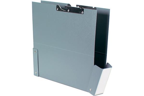 BIELLA Mono Pendex Hängekasten 275446.00 grau, Boden 45mm A4