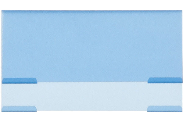 BIELLA Frontsichtreiter 55mm 27795105 blau 10 Stück