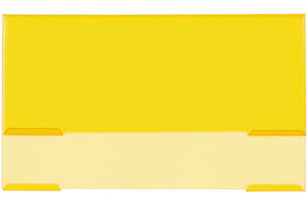 BIELLA Frontsichtreiter 55mm 27795120 gelb 10 Stück