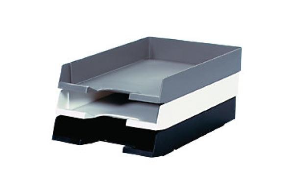 BIELLA Briefkorb Parat-Plast A4 C4 30540002U schwarz
