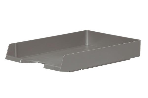 BIELLA Briefkorb Parat-Plast A4 C4 30540025U grau