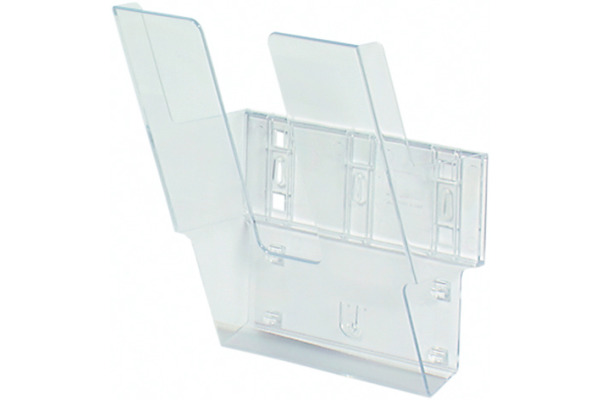 BIELLA Wandfächer Murama C5 365500.03 transparent 172x220x114mm