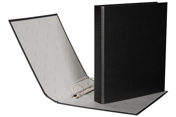 BIELLA Ringbuch A5 42552002 schwarz