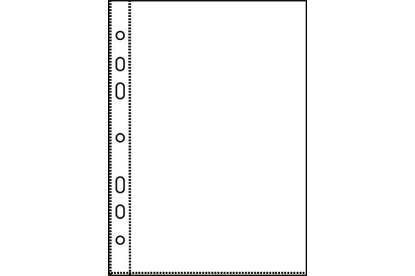 BIELLA Zeigetaschen Everyday PP A5 47251003U transparent,...