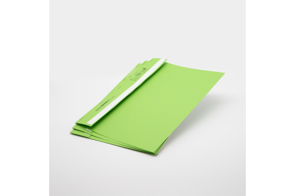 BOFIX Aktenheft grün 215725005 80g 50 Stück