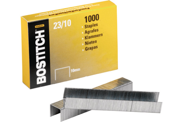 BOSTITCH Heftklammern 10mm 23-10-1M 1000 Stück