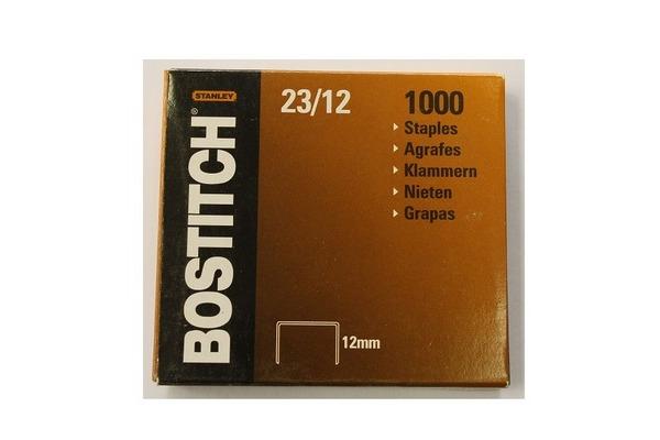 BOSTITCH Heftklammern 12mm 23-12-1M 1000 Stück