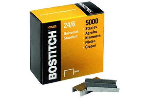 BOSTITCH Heftklammern 6mm 2465MGAL 5000 Stück