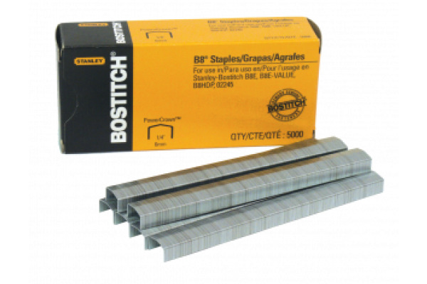 BOSTITCH Heftklammern 10mm STCR211510Z 5000 Stück