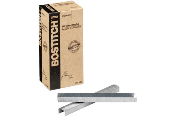 BOSTITCH Heftklammern 6mm STCR2619 1 4 5000 Stück