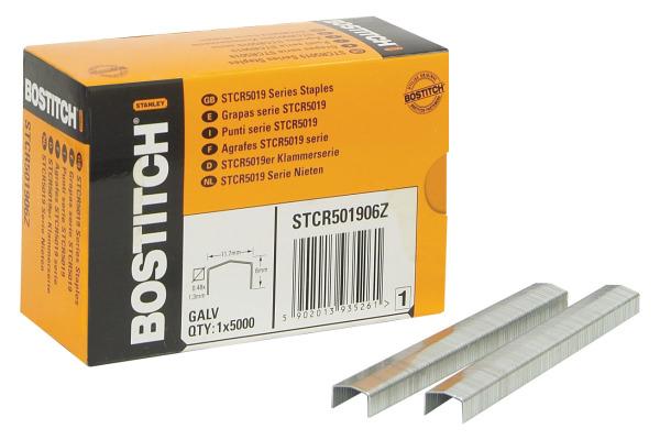 BOSTITCH Heftklammern 6mm STCR501906Z 5000 Stück