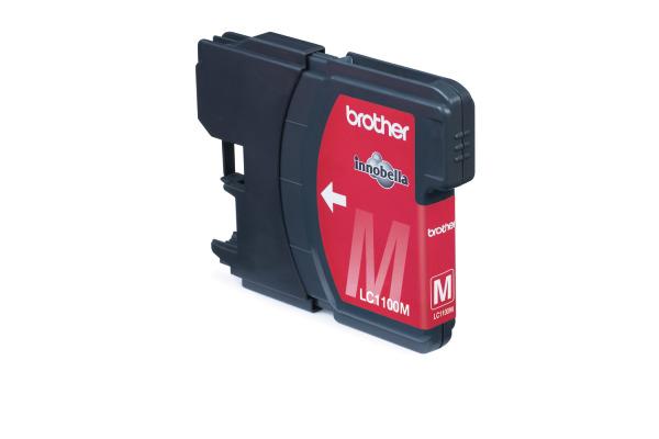 BROTHER Tintenpatrone magenta LC-1100M MFC-6490CW 325 Seiten