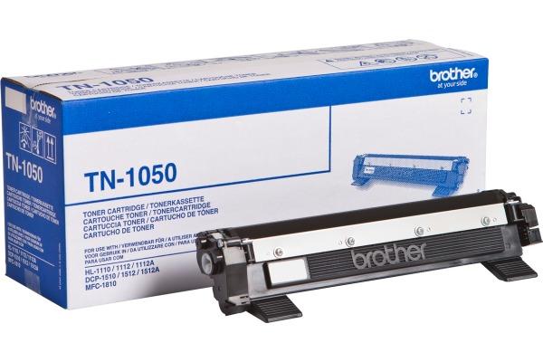 BROTHER Toner schwarz TN-1050 HL-1110 1000 Seiten