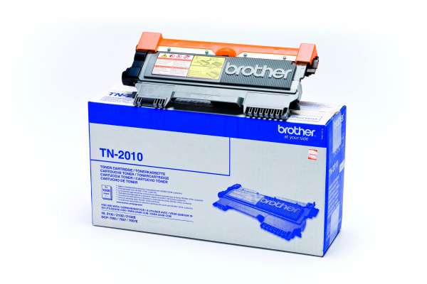BROTHER Toner schwarz TN-2010 DCP-7055 1000 Seiten