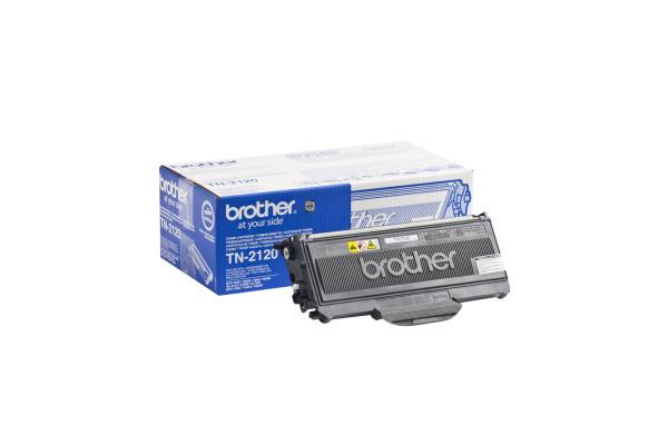 BROTHER Toner schwarz TN-2120 HL-2140/50/70 2600 Seiten