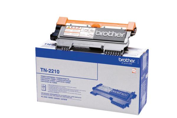 BROTHER Toner schwarz TN-2210 HL-2240D 1200 Seiten