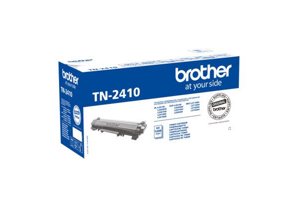 BROTHER Toner schwarz TN-2410 HL-L2350/2370 1200 Seiten