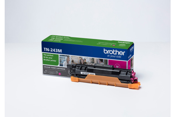 BROTHER Toner magenta TN-243M HL-L3210CW 1000 Seiten
