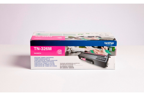 BROTHER Toner HY magenta TN-326M DCP-L8400CDN 3500 Seiten