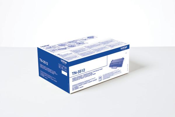 BROTHER Toner schwarz TN-3512 HL-L6300DW 12´000 Seiten