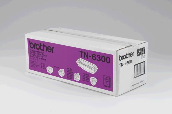 BROTHER Toner-Modul schwarz TN-6300 HL-1240/1250/1270N 3000 Seiten