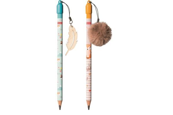 BRUNNEN Bleistift Be Brave 16cm 102905664 multicolor