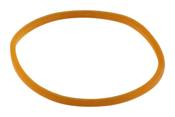 BÜROLINE Gummibänder 50x1,3mm 155214 braun, ø 30mm 100g