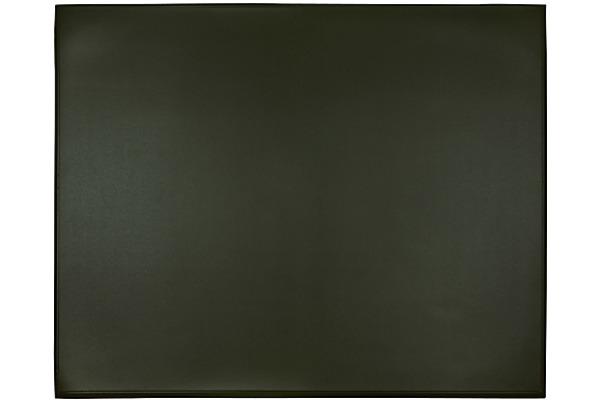 BÜROLINE Schreibunterlage 158510 schwarz 65x50cm