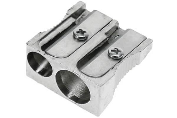 BÜROLINE Metall-Doppelspitzer 196393