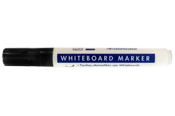 BÜROLINE Whiteboard Marker 1-4mm 223000 schwarz