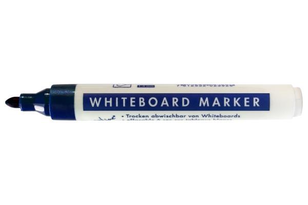 BÜROLINE Whiteboard Marker 1-4mm 223001 blau
