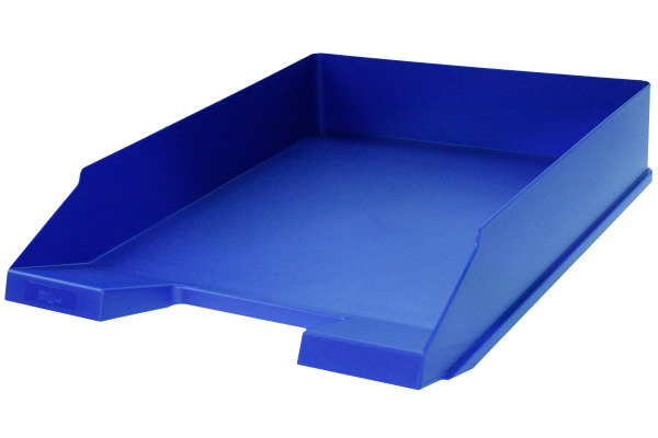 BÜROLINE Briefkorb A4 223027 blau