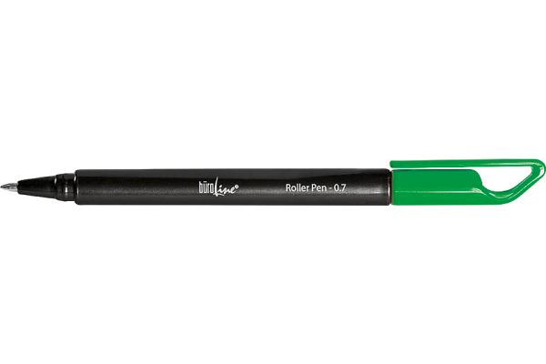 BÜROLINE Roller Pen 0,7mm 223067 grün