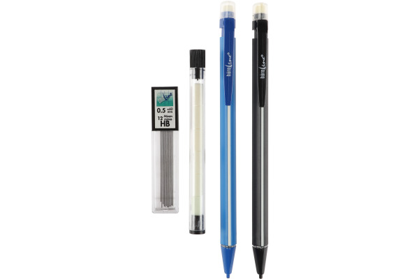 BÜROLINE Minenhalter-Set HB 303407 0,5mm