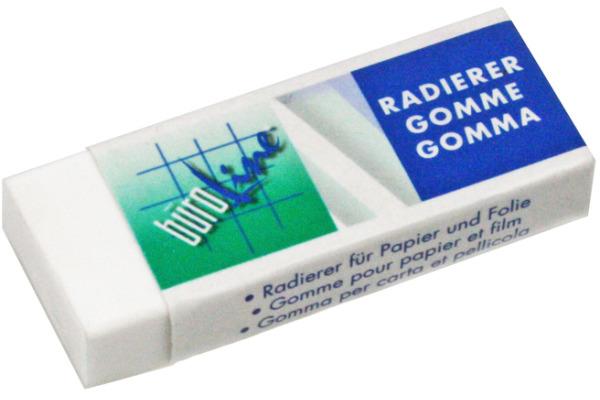 BÜROLINE Radierer 331399 57x22x10mm