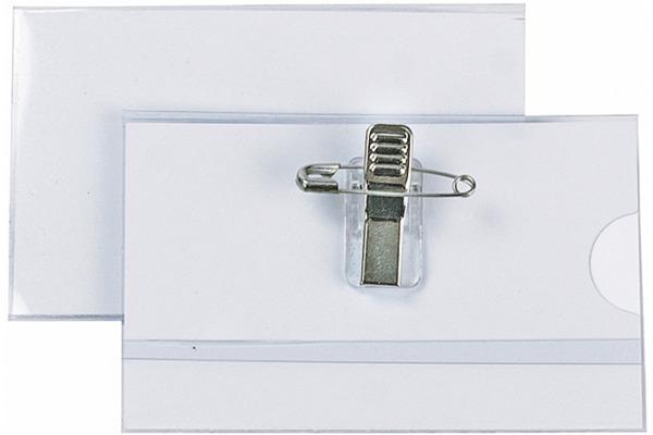 BÜROLINE Namensschild 351432 90x54mm 25 Stück