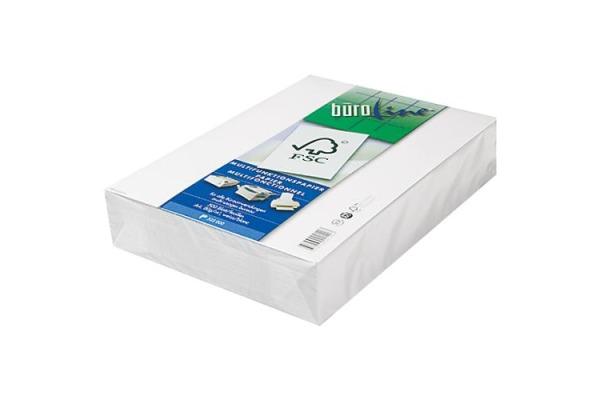 BÜROLINE Kopierpapier FSC A3 525001 weiss, 80g 500 Blatt