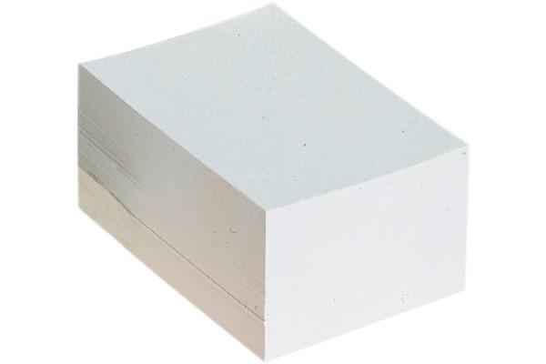BÜROLINE Zettelbox A7 546010 weiss 1600 Blatt
