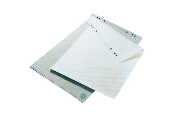 BÜROLINE Flipchart-Block 80g 68x98cm 608353...