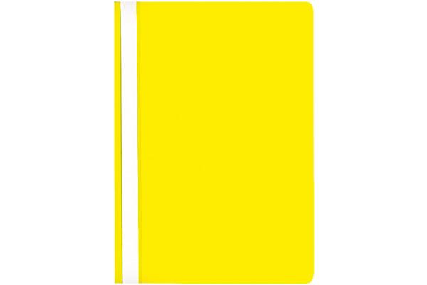 BÜROLINE Schnellhefter A4 609025 gelb