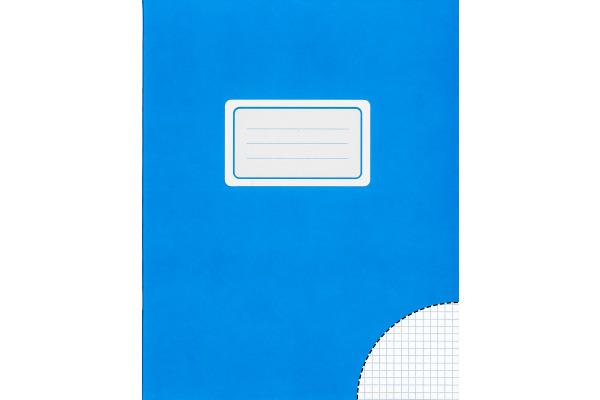 BÜROLINE Schulheft 17,5x22cm 610062 kariert, 4mm, 80g 24 Blatt
