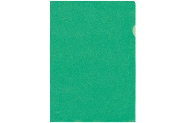 BÜROLINE Sichtmappen A4 620083 grün,...