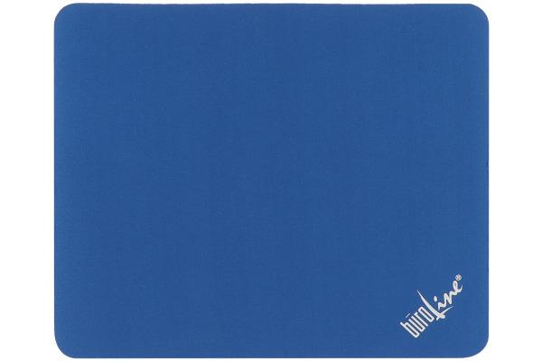 BÜROLINE Mausmatte 219x180x2mm 663380 blau