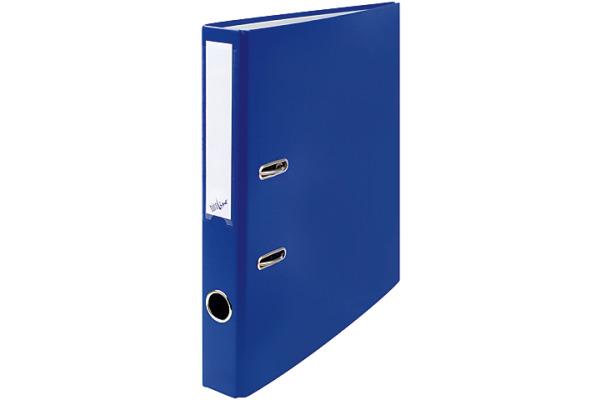 BÜROLINE Ordner 4cm 669992 dunkelblau A4