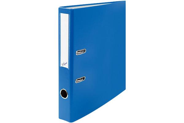 BÜROLINE Ordner 4cm 670002 blau A4