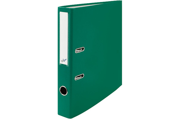 BÜROLINE Ordner 4cm 670003 grün A4