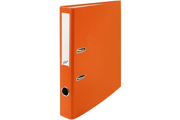 BÜROLINE Ordner 4cm 670007 orange A4